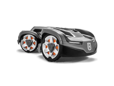 Empresa número 1 en instalación de Automower: el Rolls Royce de los robots de jardín en Cantabria