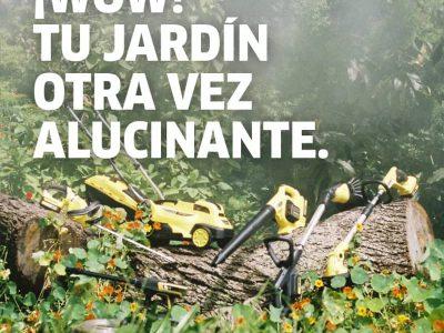 Maquinaria de jardín económico en Cantabria: nos ajustamos a tu bolsillo sin renunciar a la buena relación calidad-precio